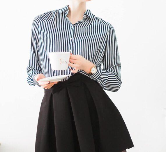 Krótki przewodnik po damskich koszulach